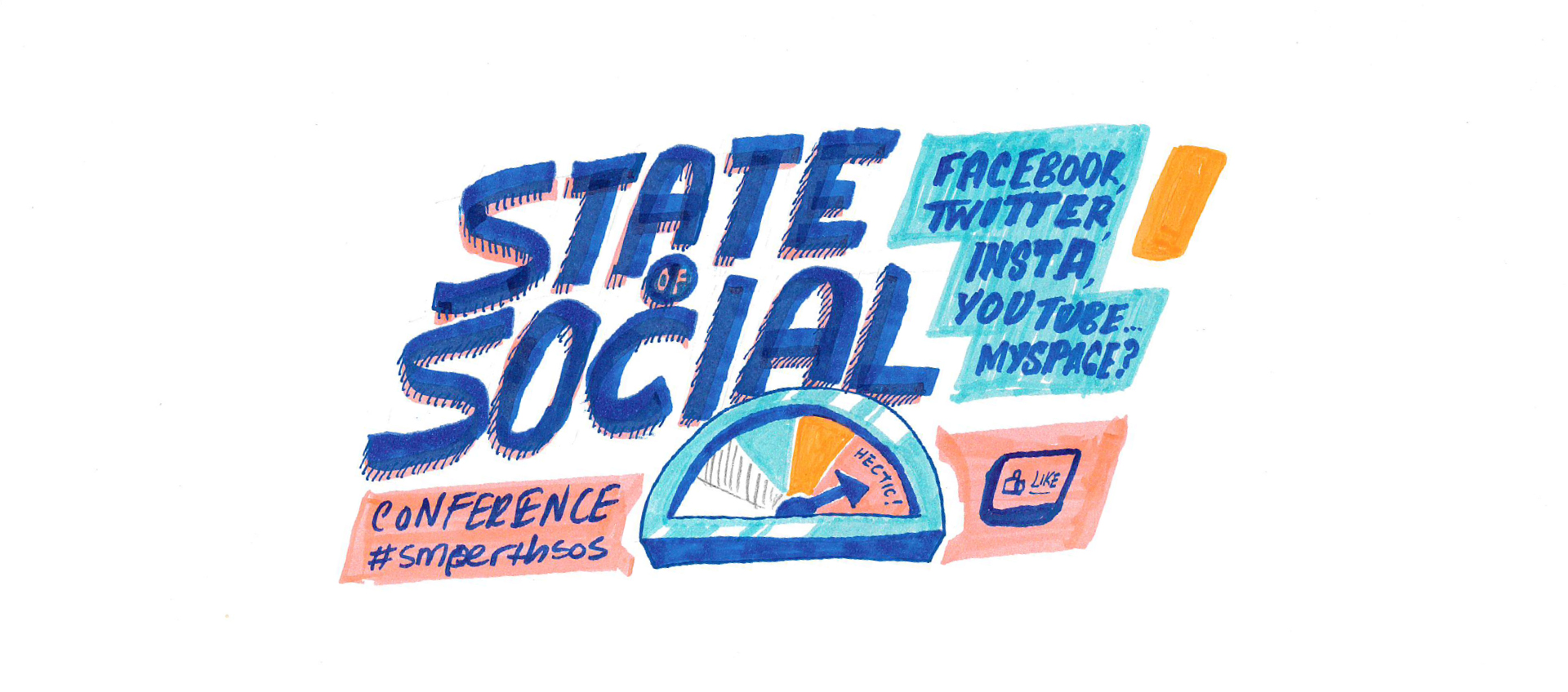 State of Social Conference | SMPerth | Cannings Purple | Cameron Jones