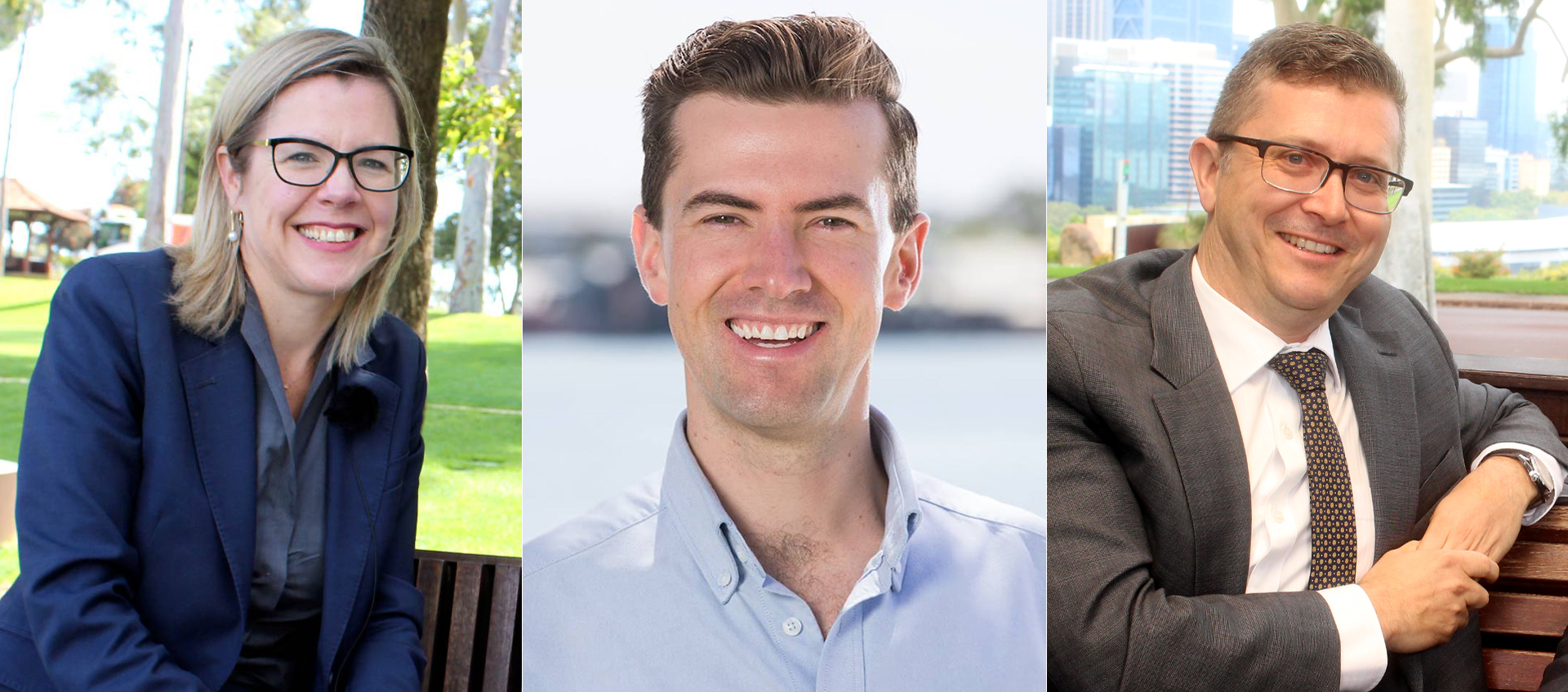 Libby Mettam, Zak Kirkup and Tjorn Sibma were all major players in the WA Liberals shadow cabinet re-shuffle.