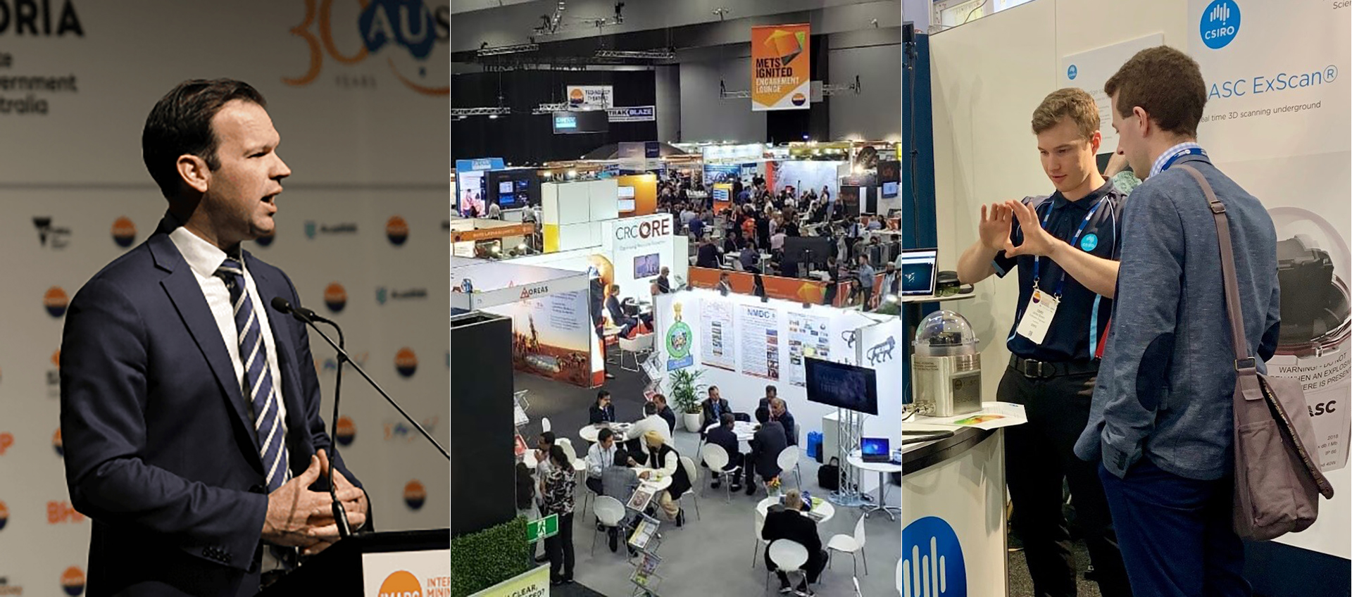 Scenes from IMARC 2019